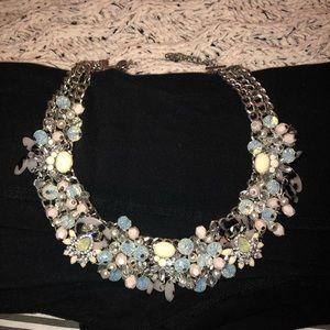 Beautiful pastel color necklace